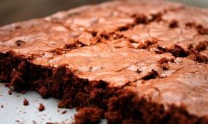 Brownies, Nahaufnahme
